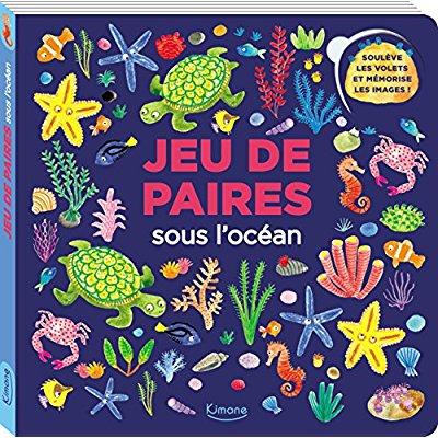 SOUS L'OCEAN (COLL. JEU DE PAIRES)