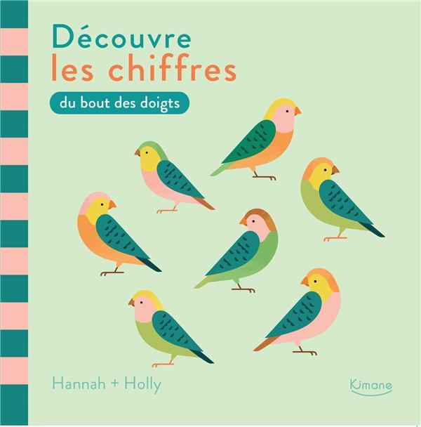 DECOUVRE LES CHIFFRES DU BOUT DES DOIGTS - TOUCHE LES IMAGES EN RELIEF