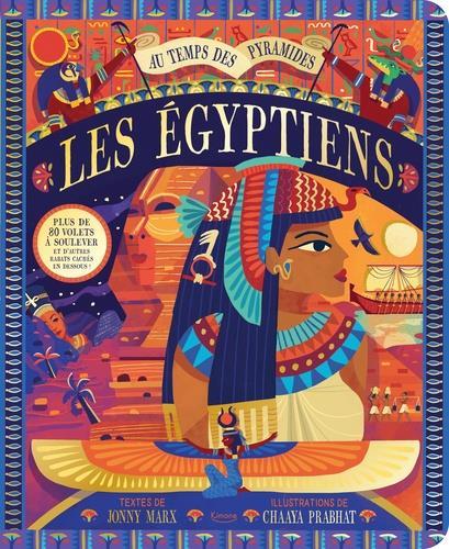 LES EGYPTIENS - PLUS DE 80 VOLETS A SOULEVER ET D'AUTRES RABATS CACHES EN DESSOUS !