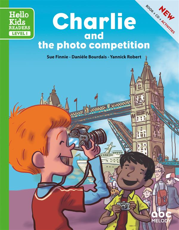CHARLIE AND THE PHOTO COMPETITION (NOUVELLE EDITION)