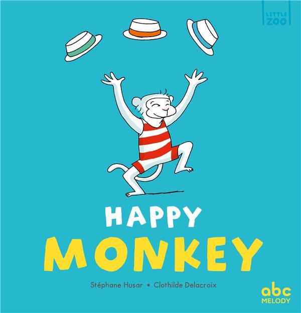 HAPPY MONKEY (COLL. LITTLE ZOO)