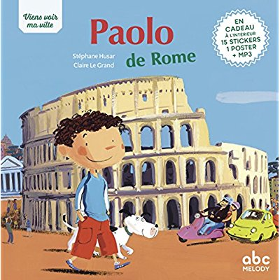 PAOLO DE ROME - NOUVELLE EDITION (COLL VIENS VOIR MA VILLE)