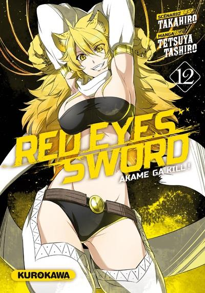 RED EYES SWORD - AKAME GA KILL ! - TOME 12 - VOL12