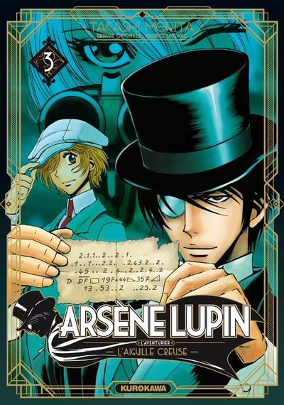 ARSENE LUPIN - TOME 3 - VOL03