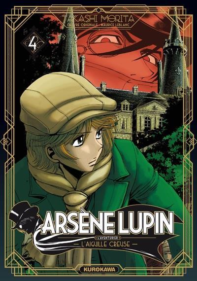 ARSENE LUPIN - TOME 4 - VOL4