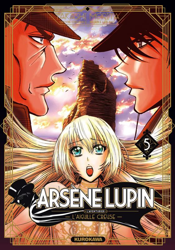 ARSENE LUPIN - TOME 5 - VOL5
