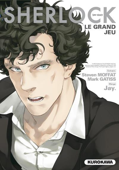 SHERLOCK - TOME 3 LE GRAND JEU
