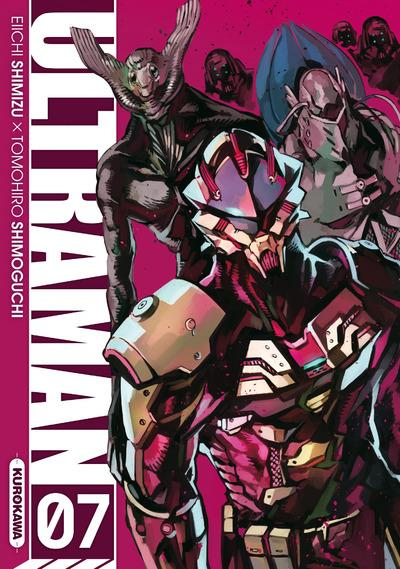 ULTRAMAN - TOME 7 - VOL7