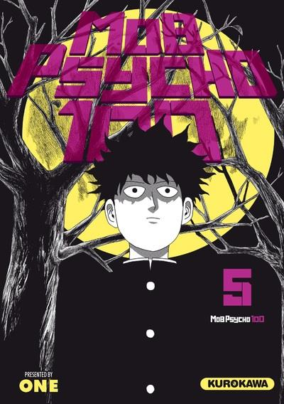 MOB PSYCHO 100 - TOME 5