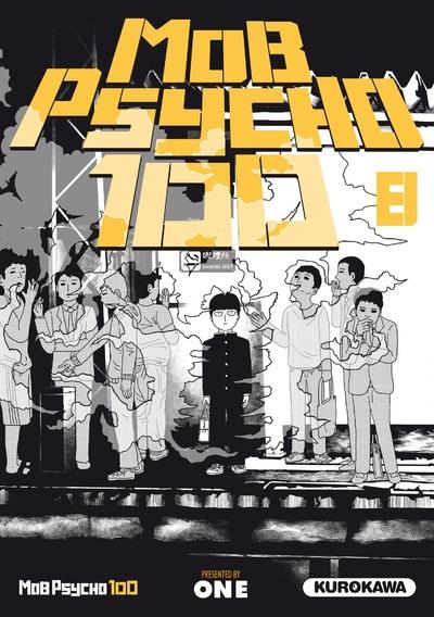 MOB PSYCHO 100 - TOME 8