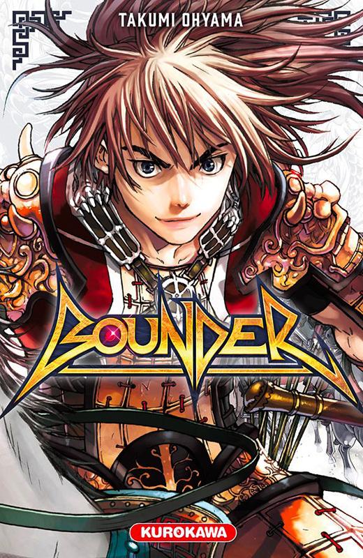 BOUNDER - TOME 1 - VOLUME 01