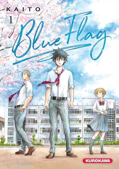 BLUE FLAG - TOME 1 - VOL1