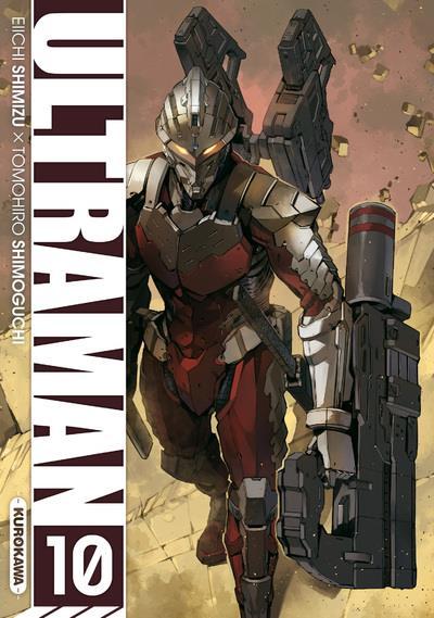 ULTRAMAN - TOME 10