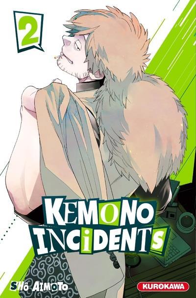 KEMONO INCIDENTS - TOME 2 - VOLUME 02