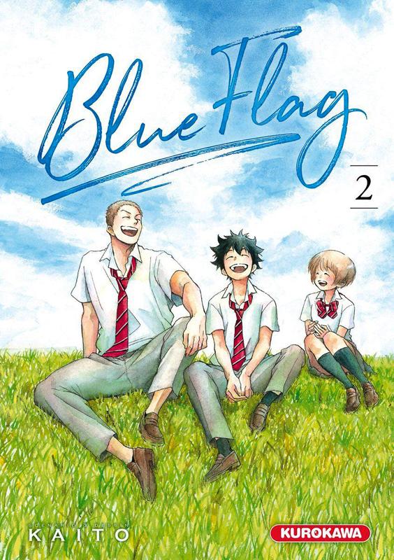BLUE FLAG - TOME 2 - VOLUME 02