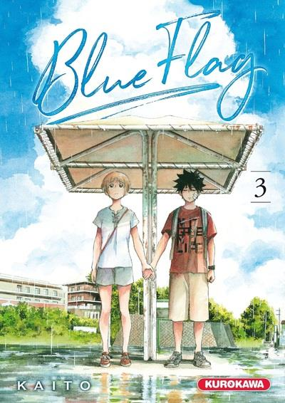 BLUE FLAG - TOME 3 - VOLUME 03