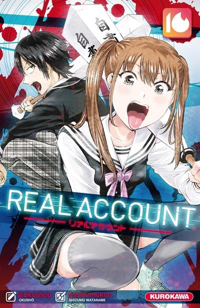 REAL ACCOUNT - TOME 16 - VOLUME 16