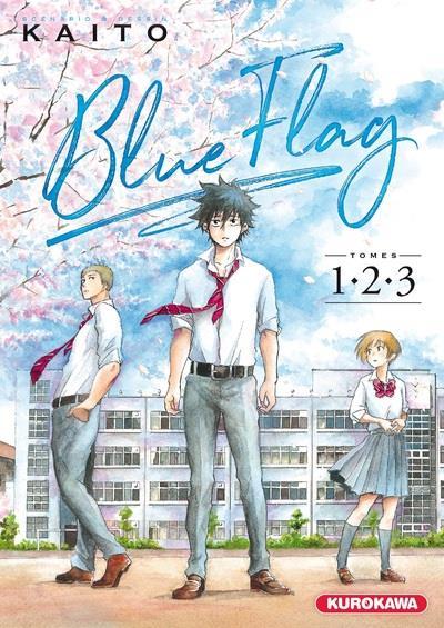 COFFRET BLUE FLAG - TOMES 1-2-3