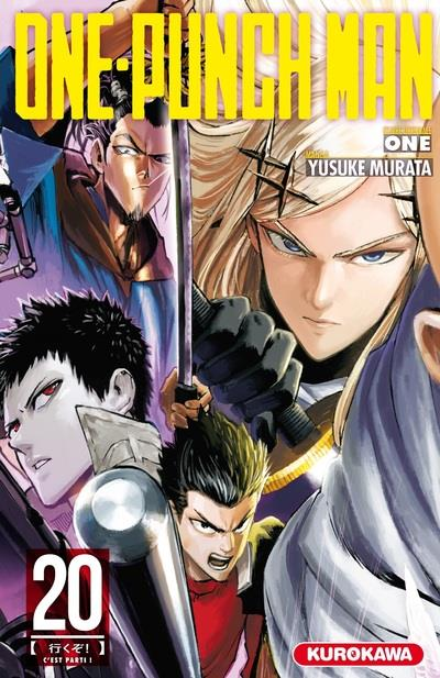ONE-PUNCH MAN - TOME 20 - VOL20