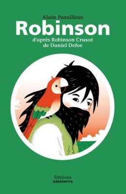 ROBINSON D'APRES ROBINSON CRUSOE DE DANIEL DEFOE