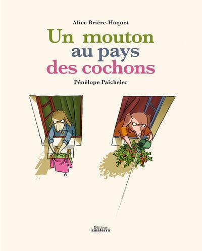 UN MOUTON AU PAYS DES COCHONS