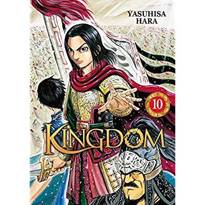 KINGDOM - TOME 10 - MANGA (LIVRE)