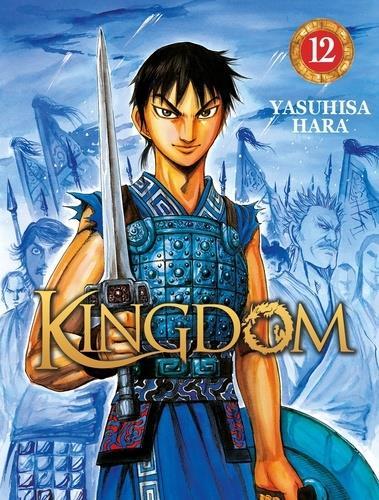 KINGDOM - TOME 12 - MANGA (LIVRE)