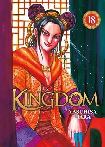 KINGDOM - TOME 18 - MANGA (LIVRE)