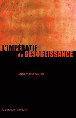 L'IMPERATIF DE  DESOBEISSANCE (POCHE)