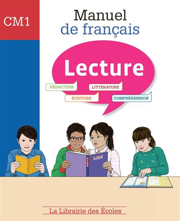 MANUEL DE FRANCAIS LECTURE CM1