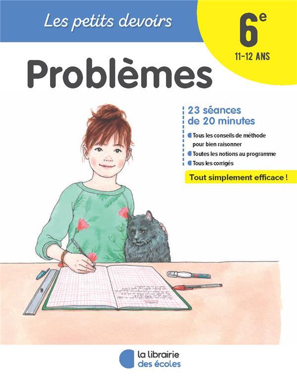 PETITS DEVOIRS PROBLEMES 6EME