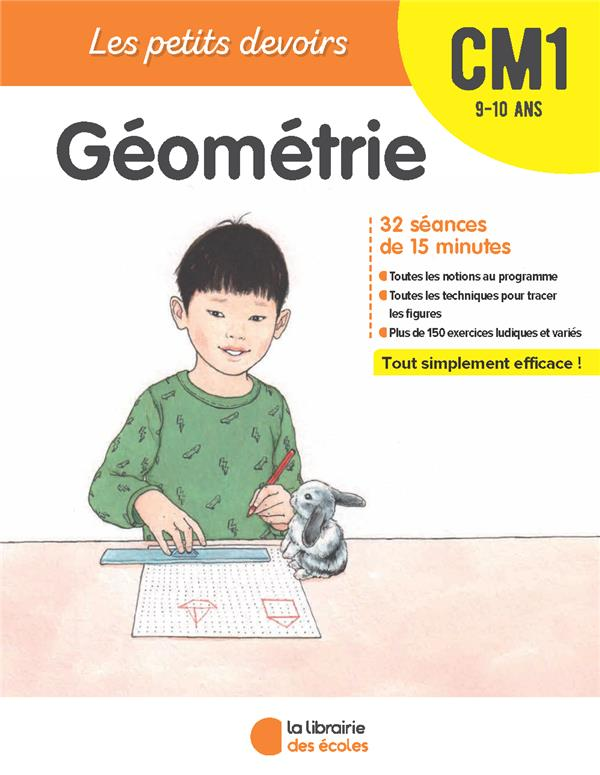 PETITS DEVOIRS GEOMETRIE CM1