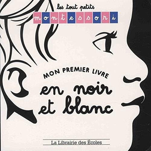 PREMIER LIVRE EN NOIR ET BLANC (MON)