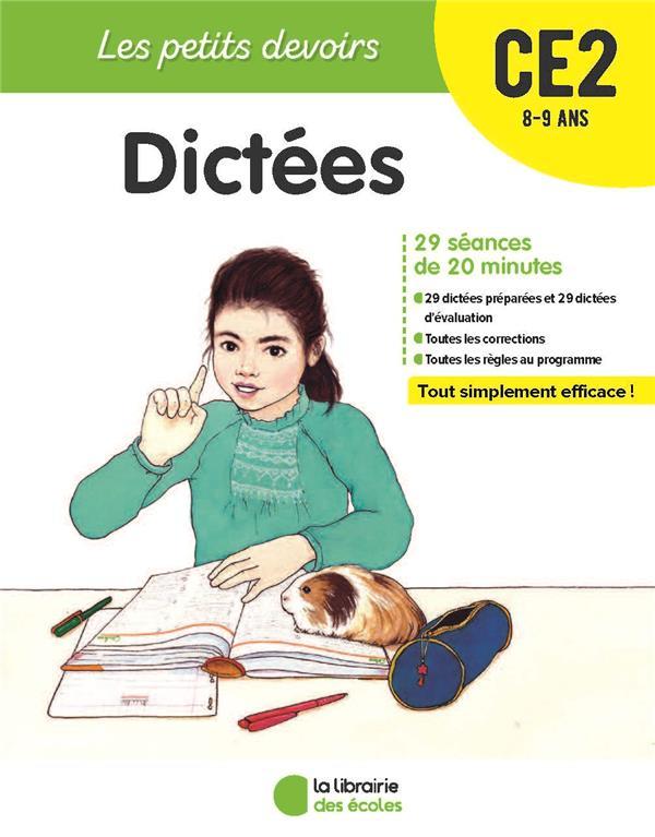 PETITS DEVOIRS DICTEES CE2 NE 2018
