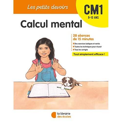 CALCUL MENTAL CM1 9-10 ANS
