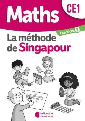 PACK MATHS SINGAPOUR CE1 EXERCICES 2