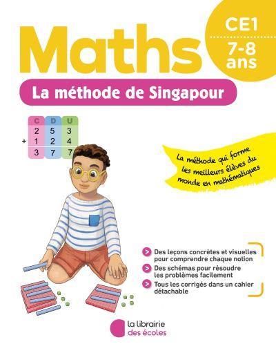 LA METHODE DE SINGAPOUR MATHS CE1
