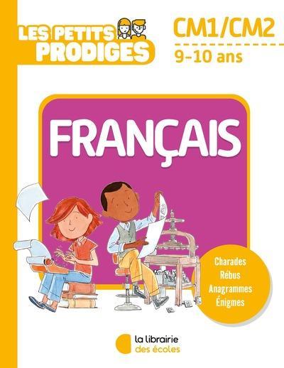 LES PETITS PRODIGES  FRANCAIS CM1/CM2