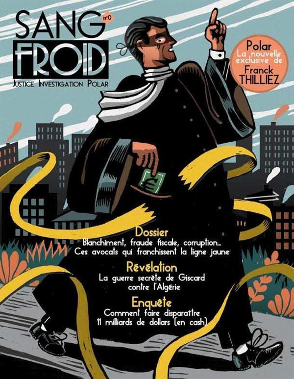SANG-FROID N  1 - JUSTICE INVESTIGATION POLAR