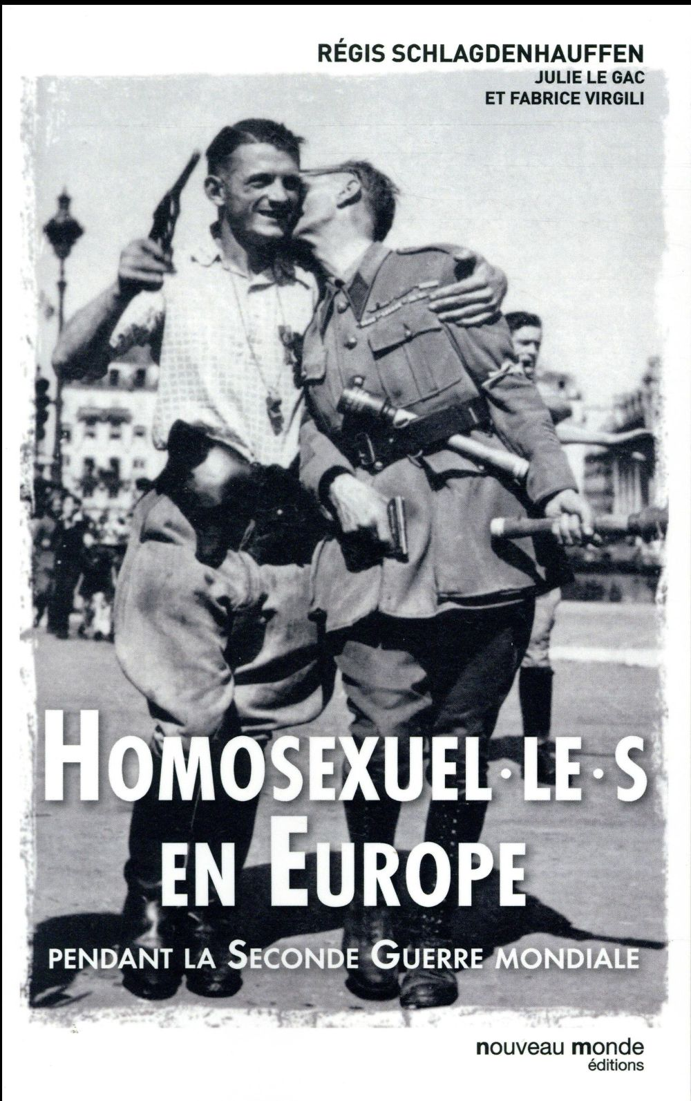 HOMOSEXUEL.LE.S EN EUROPE
