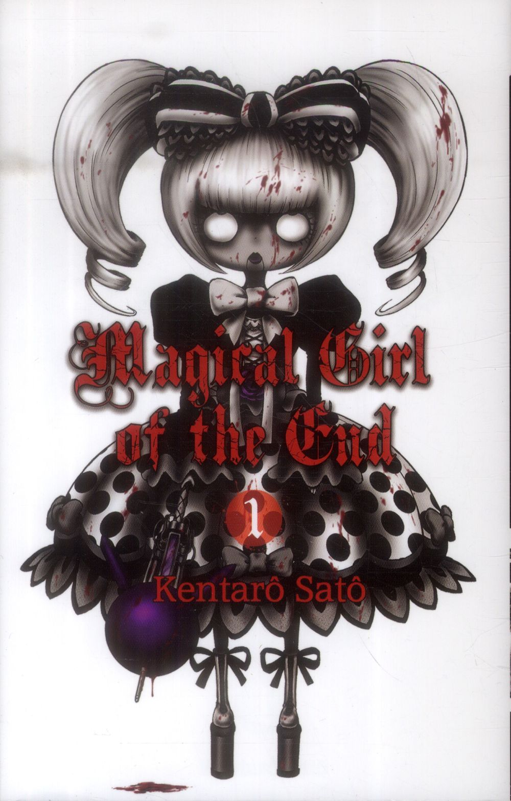 MAGICAL GIRL OF THE END - TOME 1 - VOL01