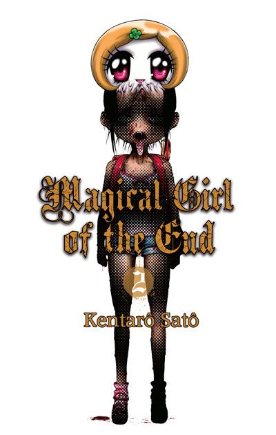 MAGICAL GIRL OF THE END - TOME 2 - VOL02