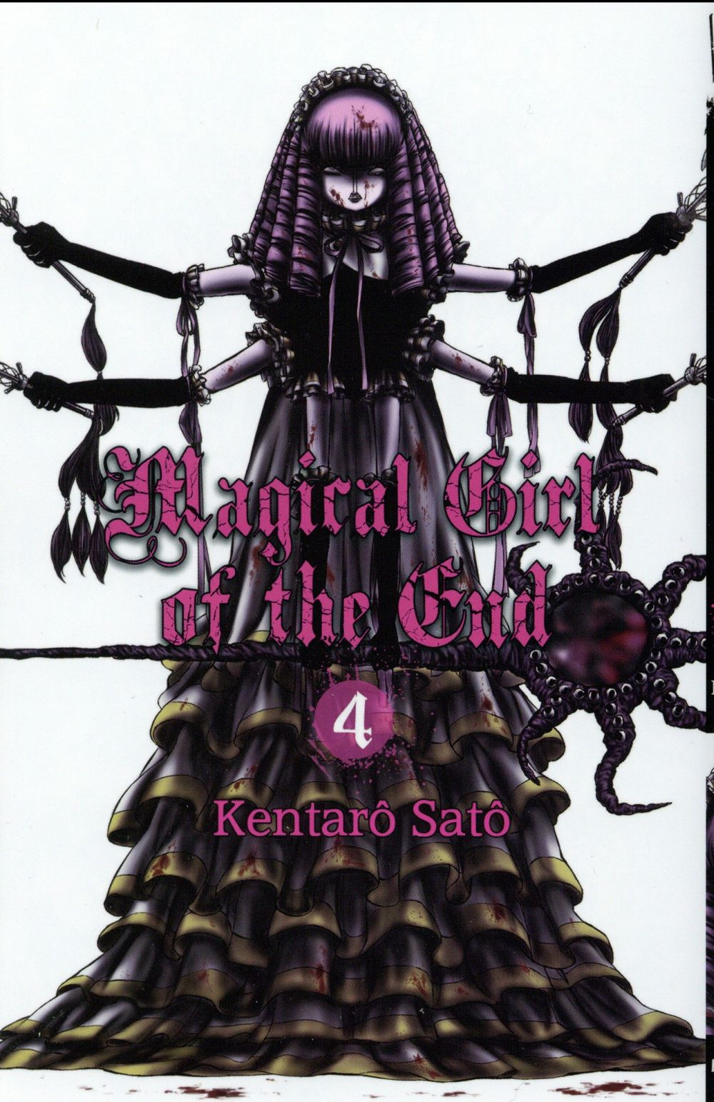 MAGICAL GIRL OF THE END - TOME 4 - VOL04