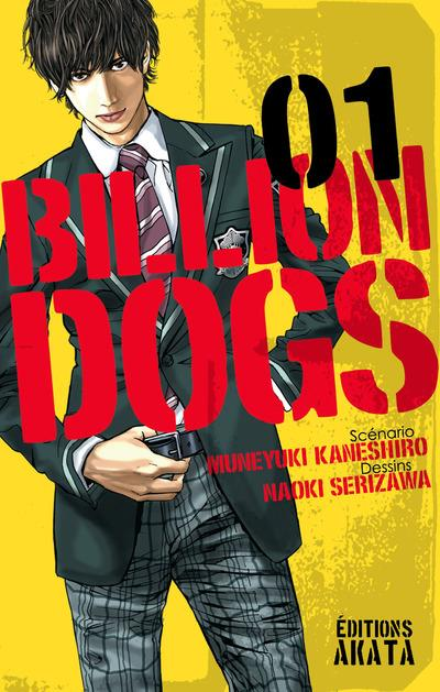 BILLION DOGS - TOME 1 - 01