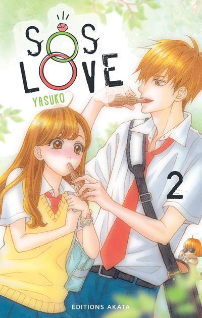 SOS LOVE - TOME 2 - VOL02