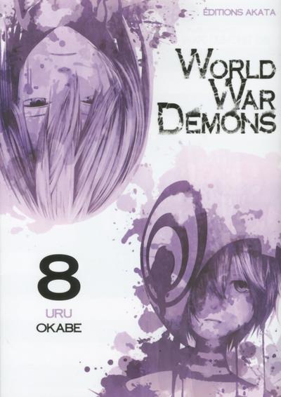 WORLD WAR DEMONS - TOME 8 - VOL08
