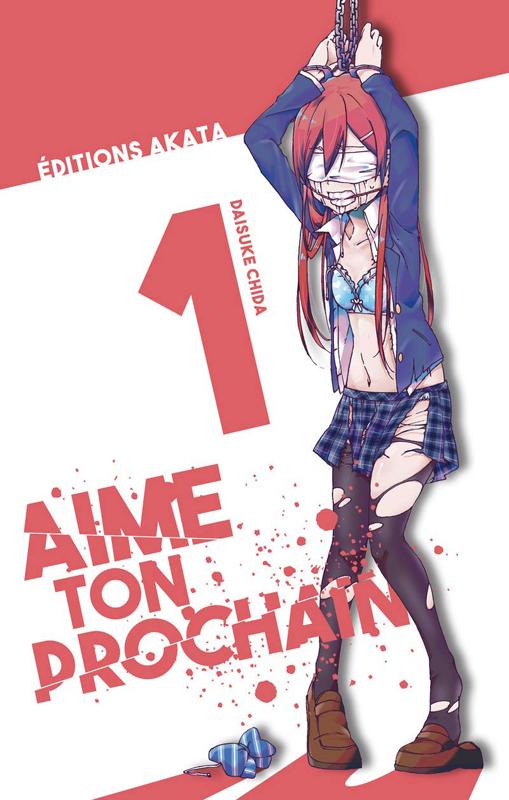 AIME TON PROCHAIN - TOME 1 - VOL01