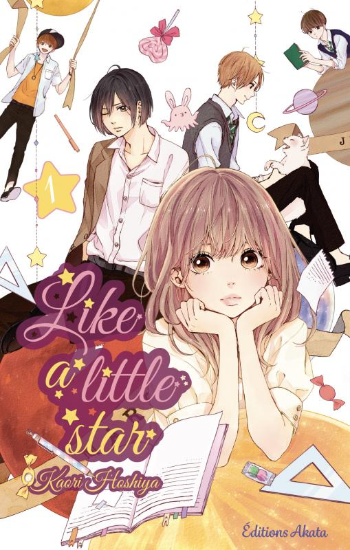 LIKE A LITTLE STAR - TOME 1 - VOL01