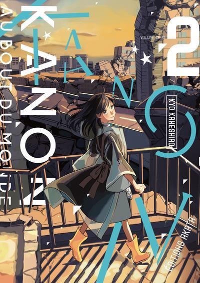 KANON AU BOUT DU MONDE - TOME 2 - VOLUME 02