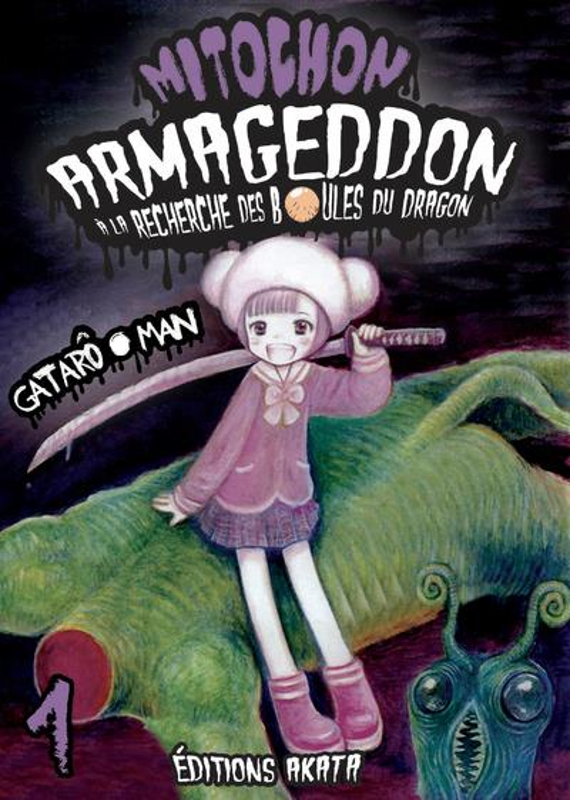 MITOCHON ARMAGEDDON - TOME 1 - VOL01